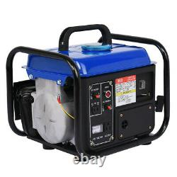 1200W Portable Gas Generator Emergency Home Back Up Power Camping Tailgating
