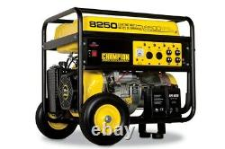 41332R 6500/8250w Champion Gas Generator with Remote Start REFURBISHED