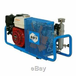 5.5HP Gas Powered Air Compressor 4500psi for Honda Gasoline Air breathing Tank