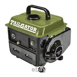 900 Watt Portable Gas Powered Generator Tool