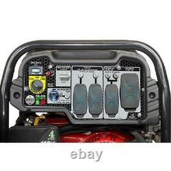 A-iPower 12,000-W Portable Dual Fuel Gas Powered Generator with Electric Start