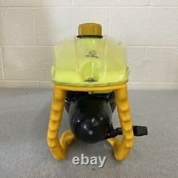 Aquascooter AS-600 Portable Submersible Gas Powered Personal Water Craft