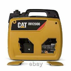CAT 2,250-W Super Quiet Portable Gas Powered Inverter Generator Home RV Camping
