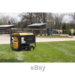 CAT RP12000E 12000 Watt Running/15000W Starting Gas Powered Portable Generator
