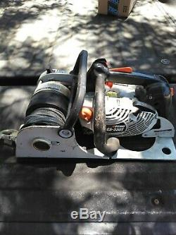 Chainsaw Gas Powered Portable Winch RULE G1800E Echo CS-330T hard to find