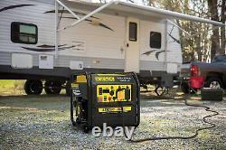 Champion 4,250-Watt Super Quiet Portable RV Ready Gas Powered Inverter Generator