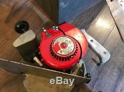 Comet Toten Tools Gas Powered Portable Circular Saw Ohlsson & Rice Engine