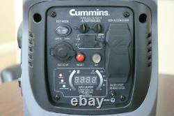 Cummins Onan P2500i 2,500-W Super Quiet Portable Gas Powered Inverter Generator