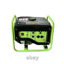 Dual Fuel Gas/Propane Powered Portable Generator 1750-Watt/1200-Watt 98cc LCT