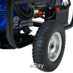 DuroMax 4400 Watt Portable Electric Gas Power RV Generator XP4400E