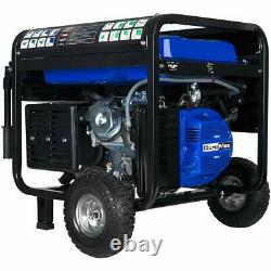 DuroMax XP10000E 10000 W 18-Hp Gas Electric Start Generator RV Home Standby NEW