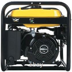 DuroStar DS4000S, 4000 Watts, Gas Powered Portable Generator