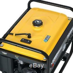 DuroStar DS4000S Gas Powered 4000 Watt Portable Generator RV Camping Standby