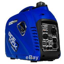 Duromax XP2200iS 2,200 Watt Gas Power Portable Quiet Digital Inverter Generator