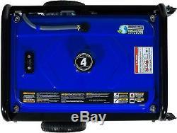 Duromax XP4400E Gas Powered 4400 Watt Electric Start Portable Gas Powered