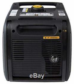 Firman 3,300-W Quiet Portable Gas Powered Inverter Generator with Remote Start