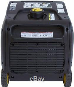 Firman 3,300- W Quiet Portable Gas Powered Inverter Generator with Remote Start