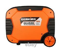 GENKINS 4500 Watt Portable Inverter Generator Gas Powered Ultra Quite RV Ready