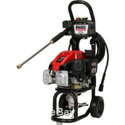 Gas Power Pressure Washer Portable Surface Cleaner Car Boat Deck Auto Washer NEW