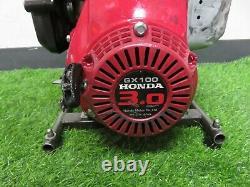 Gas portable Hydraulic power unit HONDA 3 HP by Simo 363R217-1