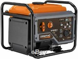 Generac 3,500-Watt Super Quiet Portable RV Ready Gas Powered Inverter Generator