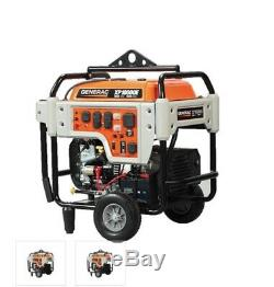 Generac 5932 XP10000E 10,000 Watt Electric Start Portable Gas Power Generator