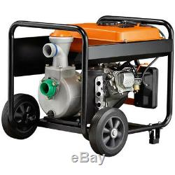 Generac ST20K 2-Inch Gas Powered Semi-Trash Water 158 GPM Transfer Pump