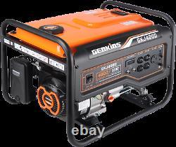 Genkins 4000 Watt Standby Generator Gas Powered RV Ready