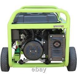Green Power America 13,000 Watt Propane/Gas Dual Fuel Generator Electric Start
