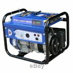 Green-Power America 1500 Watt Portable Gas Powered Generator with Recoil Start