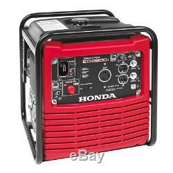 Honda EG2800i 2,800-Watt Open Frame Inverter Gas Power Generator EG2800iXA