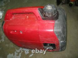 Honda EU2000i 2000W Portable Generator inverter gas powered