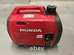 Honda EU2000i Portable Gas Powered Generator Inverter