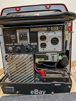 Honda EU3000is Portable Quiet Inverter Parallel Gas Power Generator READ