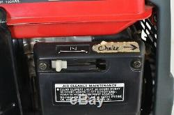 Honda EX1000 Gas Powered Generator 1000 Watts 120V With Dust Cover Mint Condition