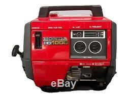 Honda EX1000 gas powered Generator 1000 watts 120V