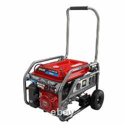 Honda new 9350 watt Generator TRI FUEL NATURAL GAS backup Portable Power Station