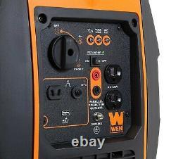 Inverter Generator Portable 2000 Watts Gas Power New Wen Quiet Tool Electric