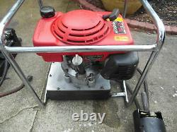 Jaws of Life Hydraulic Rescue System Extraction Set Portable Gas Powered Honda