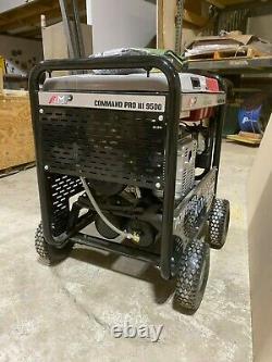 Kohler COMMAND PRO III 9500, 3 in 1 Gas Powered Welder, Compressor, Generator
