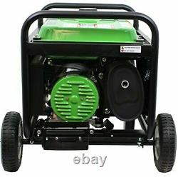 Lifan Energy Storm Gas Powered Portable Generator with Electric and Recoil Start
