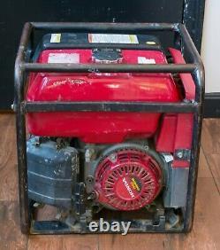 (MA5) Honda Power Equipment EB3000C 3000W Portable Gas Industrial Generator
