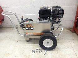 Mi-T-M 3500 psi Pressure Washer Cold Water Jet Cleaner High Power Wash Portable