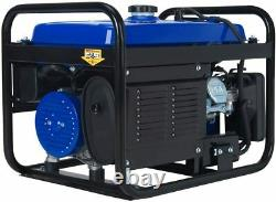 NEW DuroMax XP4000S Portable Gas RV Generator 4000W Engine Power Outage Camping
