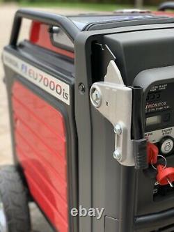 New Honda EU7000is Portable Gas Powered Generator Inverter (IN STOCK)