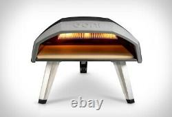 New OONI KODA Gas-powered Portable Pizza Oven + Ooni Carry Cover