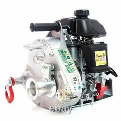 PCW5000 Portable Gas-Powered Pulling Winch 2200lb/1000kg withHonda GXH50 engine