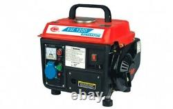 Portable 220V 700W household miniature gasoline generator with low noise fuel