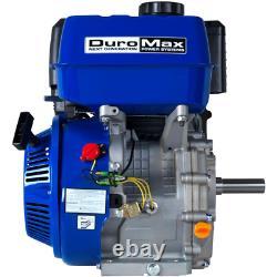 Portable Engine Horizontal Gas Powered 457cc 1 in. Shaft 4-Stroke Overhead Valve