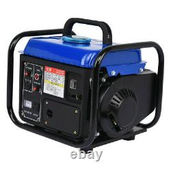 Portable Gas Generator 1200W Emergency Home Back Up Power Camping Tailgating BK